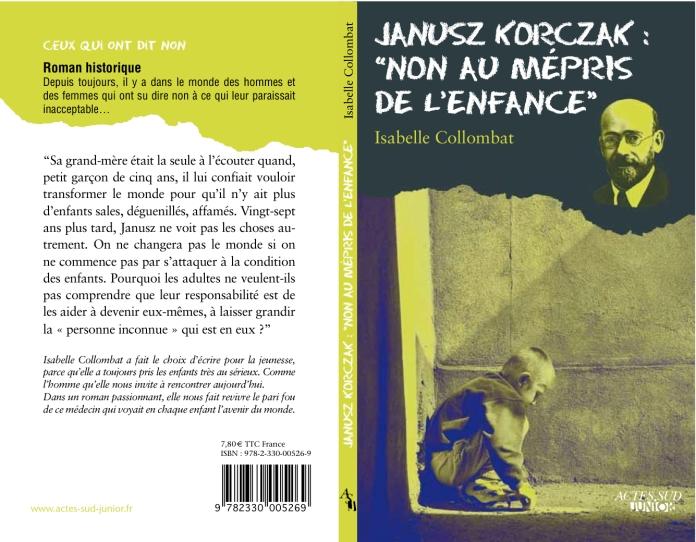 couv Janusz Korczak.jpg