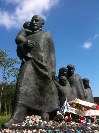 Korczak - Cimetière de Varsovie ©Isabelle Collombat