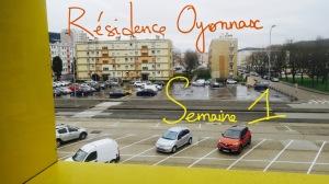 Résidence Semaine 1