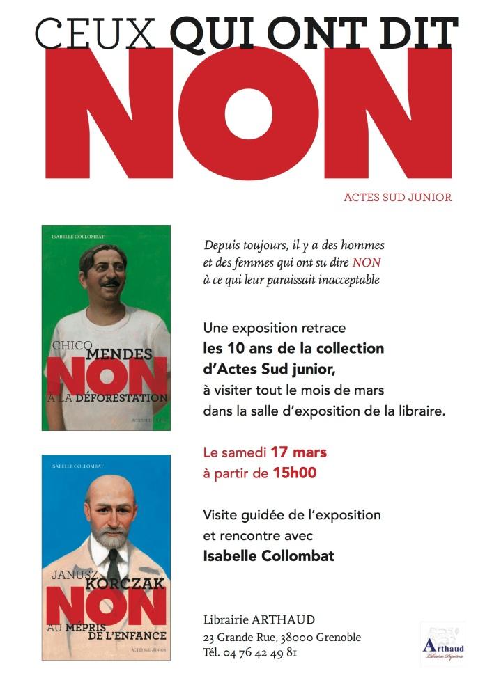 Flyer CQDN